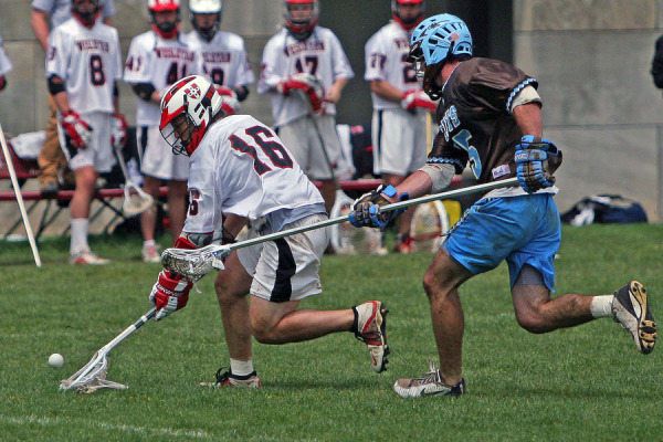 2007 Wesleyan - Tufts action