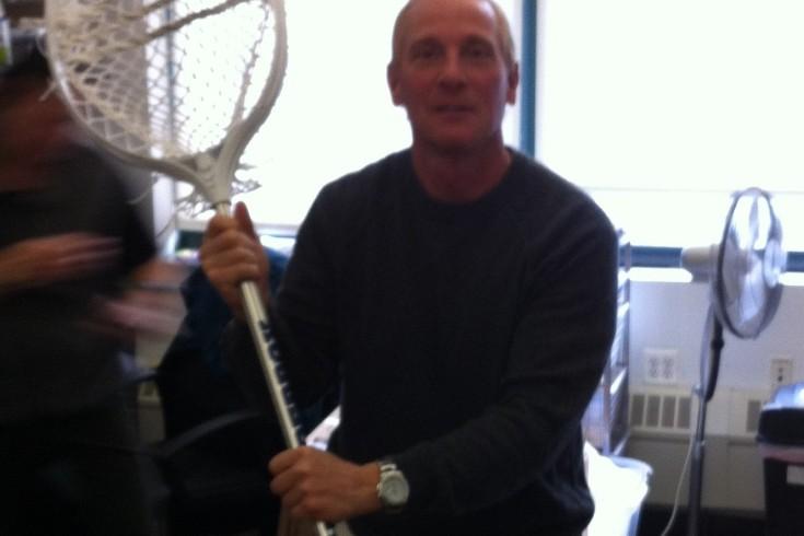 Jim Stagnitta Goalie Coach