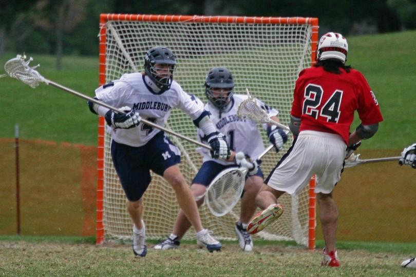 Wesleyan Lacrosse Vs Middlebury