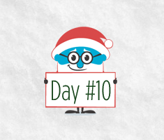 12 Days of Laxmas - Day 10