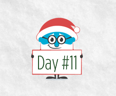 12 Days of Laxmas - Day 11