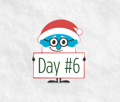 12 Days of Laxmas - Day 6