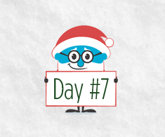 12 Days of Laxmas - Day 7