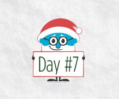 12 Days of Laxmas - Day 7