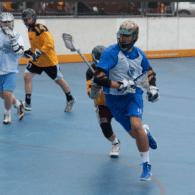 NYC Box Lacrosse - Drew Geiger