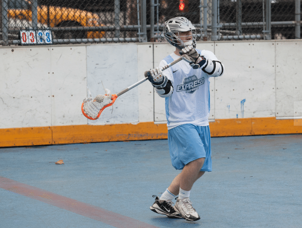 NYC Box Lacrosse - Chris Moser