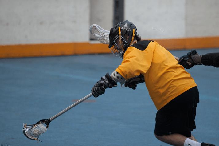 NYC Box Lacrosse - Joe Williams