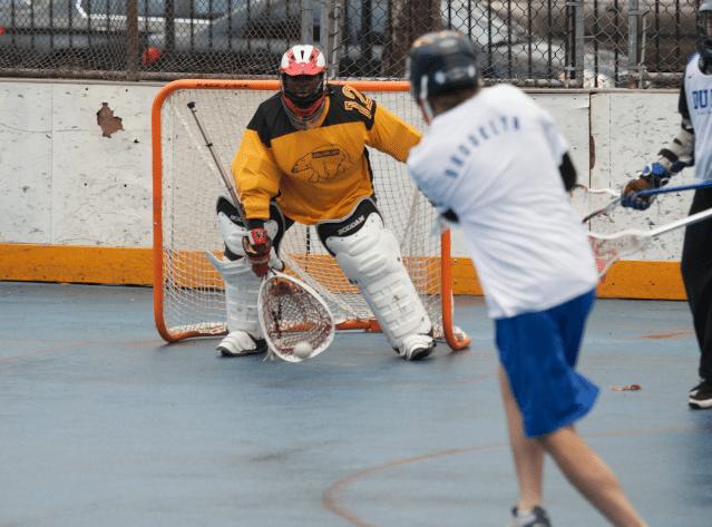 NYC Box Lacrosse - Whit Harrison