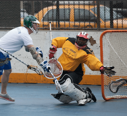 NYC Box Lacrosse - Peter Ehren Sterbutzel