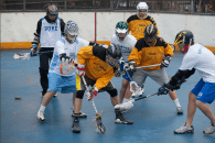 NYC Box Lacrosse - LOOSE BALLS!