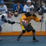 NYC Box Lacrosse - Connor Wilson