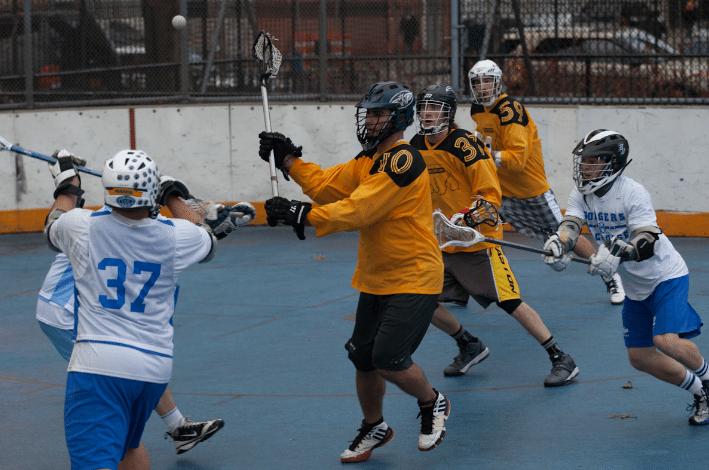 NYC Box Lacrosse - Joe Barile