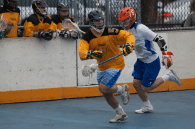 NYC Box Lacrosse - Rich Sharp