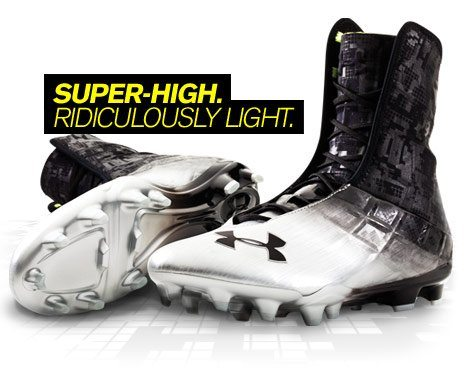 "UNDER ARMOUR ""CAM'S NIGHT OUT"" COMMERCIAL AND THE 2012 PRO BOWL HIGHLIGHT CLEATS"