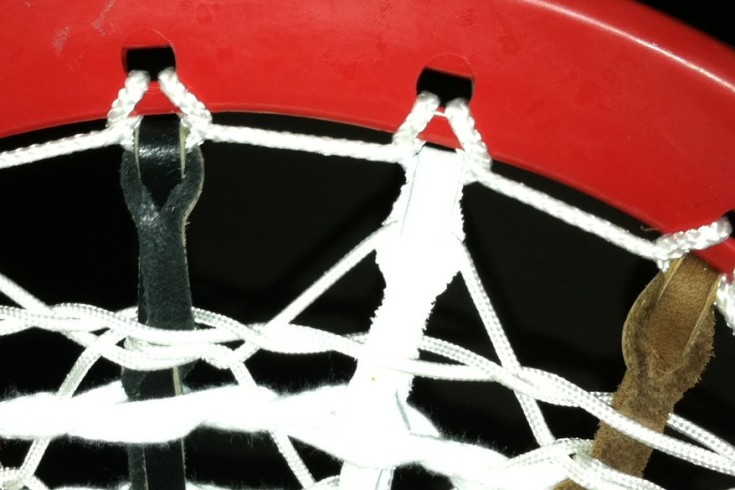 traditional lacrosse top string
