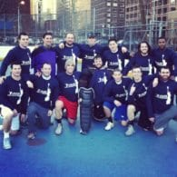 NYC Box Lacrosse - Gotham GOATS - Photo Credit: Bill Schick