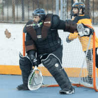 NYC Box Lacrosse - Jeff Melnik - Photo Credit: Bill Schick