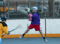 NYC Box Lacrosse - Pete Sayia - Photo Credit: Bill Schick