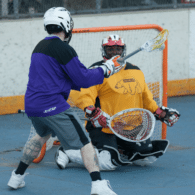 NYC Box Lacrosse - Paul Tarnacki - Photo Credit: Bill Schick