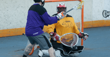 NYC Box Lacrosse - Paul Tarnacki - Photo Credit: Bill Schick