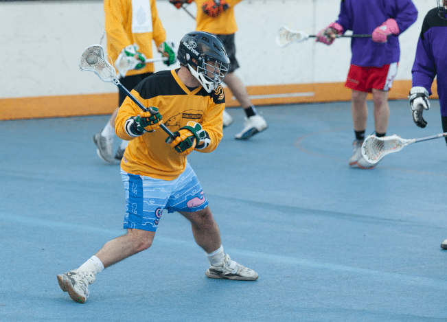 NYC Box Lacrosse - Rich Sharp - Photo Credit: Bill Schick