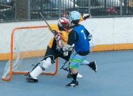 NYC Box Lacrosse - Brian Ray - Photo Credit: Bill Schick