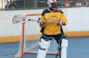 NYC Box Lacrosse - Whit Harrison - Photo Credit: Bill Schick