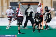 NCAA Men's Lacrosse 2013 - Army at UMass