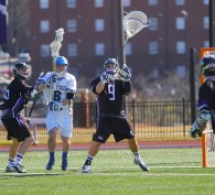 High Point Lacrosse - Austin Geisler