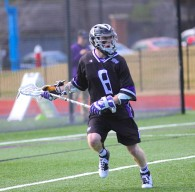 High Point Lacrosse - Matt Thistle
