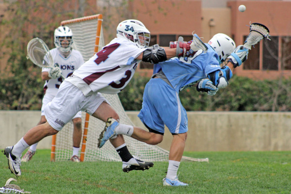 Photo of the Week - Loyola Marymount vs. San Diego