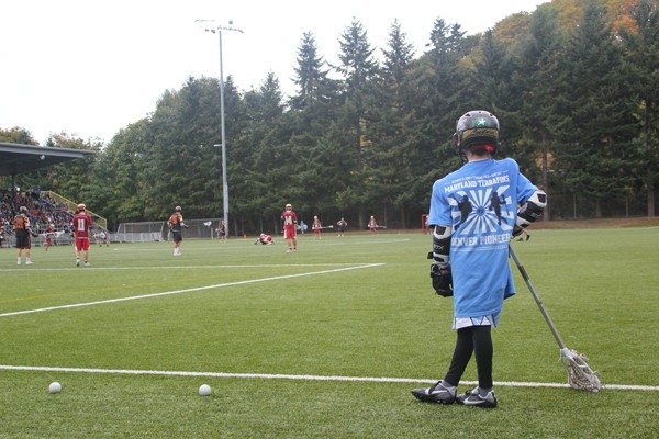 Lacrosse All Stars Stance