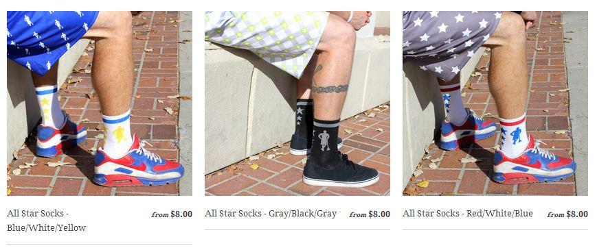 The Lacrosse Shop - All Star Socks