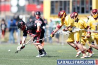NCAA Division 3 Men's Lacrosse-  Ohio Wesleyan University Battling Bishops at Salisbury Sea Gulls