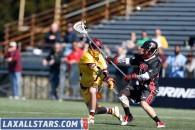NCAA Division 3 Men's Lacrosse-  Ohio Wesleyan University Battling Bishops at Salisbury Sea Gulls
