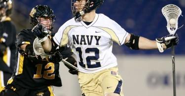 Towson Vs. Navy Lacrosse