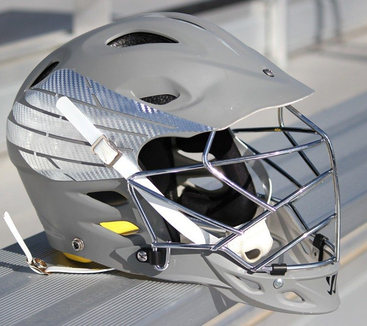 Oregon Ducks Lacrosse Helmet