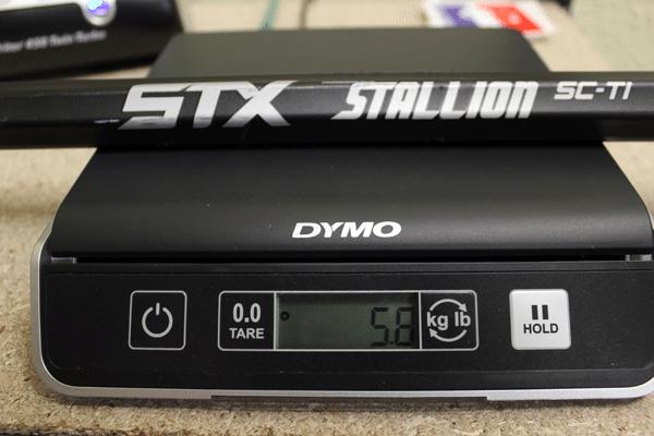 STX Stallion SC-TI Lacrosse Shaft