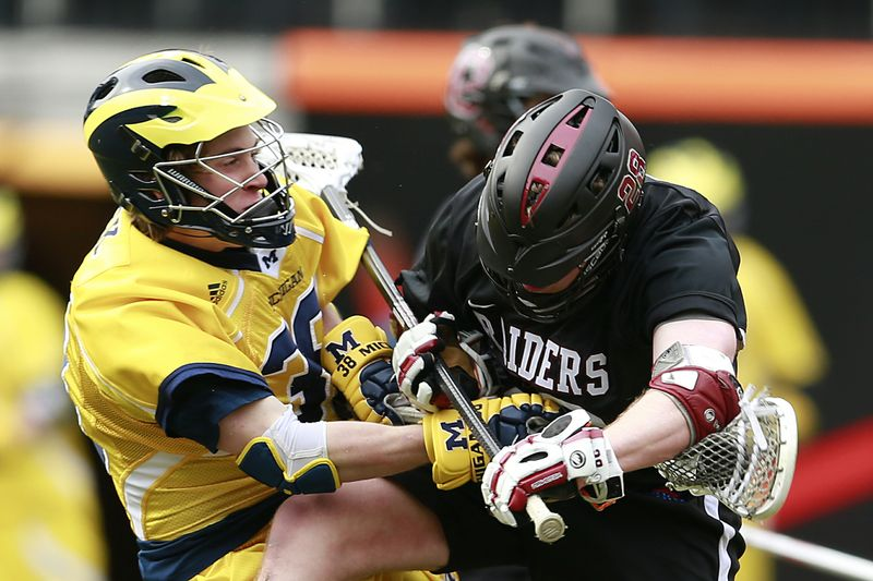 Metropolitan Classic: Michigan Vs Colgate