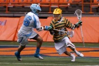 Onondaga Vs Delhi in the Carrier Dome.