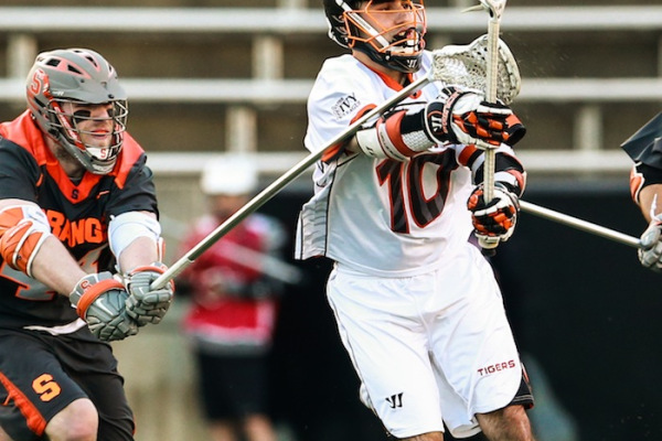 NCAA Division 1 Men's Lacrosse- Syracuse at Princeton