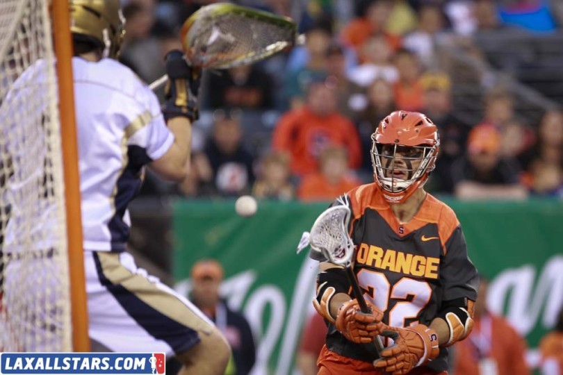 ND/Cuse Game Photos by Tommy Gilligan