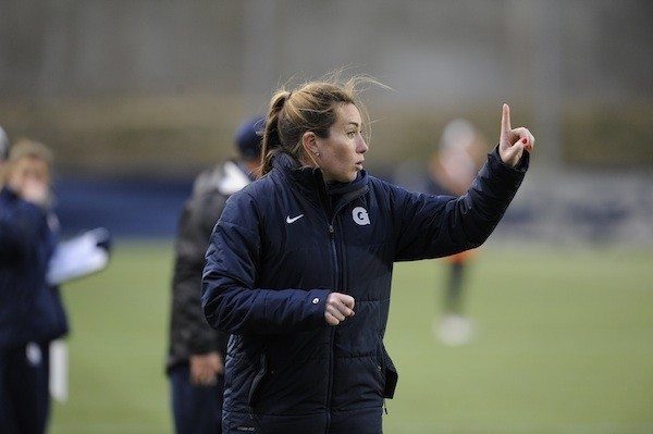 Lauren Morton, Georgetown Asst Coach