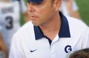 Ricky Fried, Georgetown Women's Lacrosse Coach