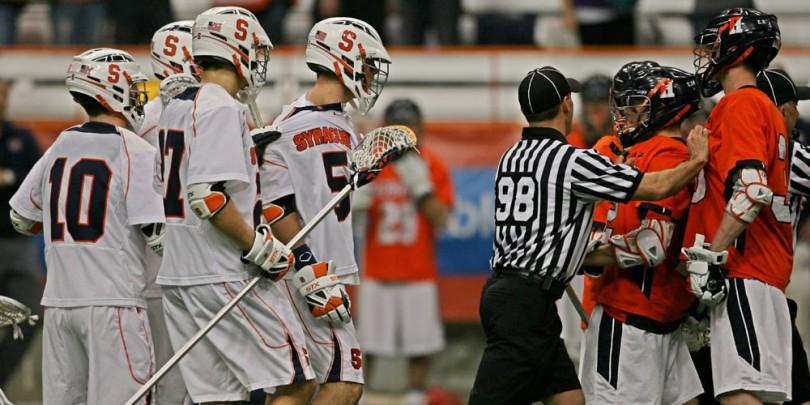 Hobart Upsets Syracuse