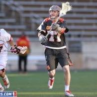 Princeton Hosts Syracuse Men's Lacrosse