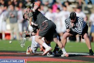 Princeton Hosts Syracuse Men's Lacrosse