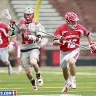NCAA Men's Lacrosse Division 1 Quaterfinals_ Ohio State vs Cornell
