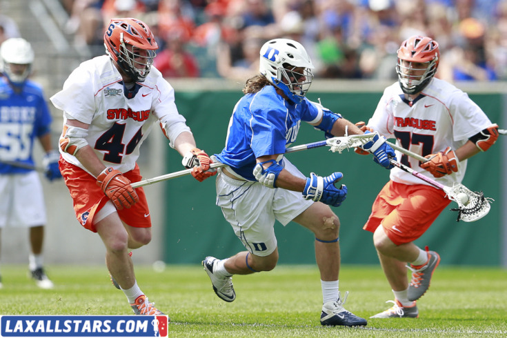 Duke Beats Syracuse 16-10 For Division 1 title.