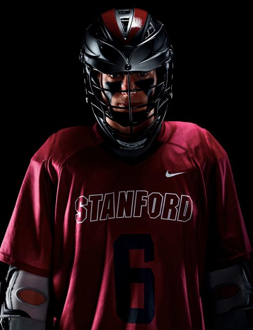 Stanford Lacrosse Uniforms